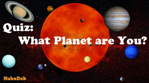 What Planet are You?